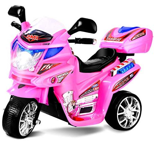 3 wheel ride motorcycle battery