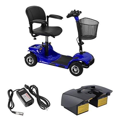 Simoner 4 Travel Power Electric Including Batteries-Great Gift Disabled Seniors