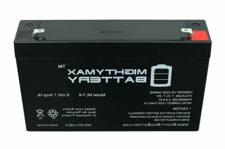 6v battery for kids ride on car