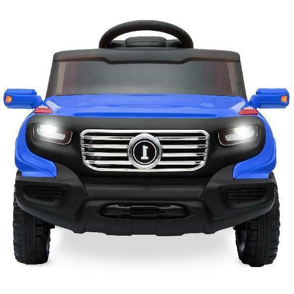Best Choice Kids Car Truck 3 Speeds, Led