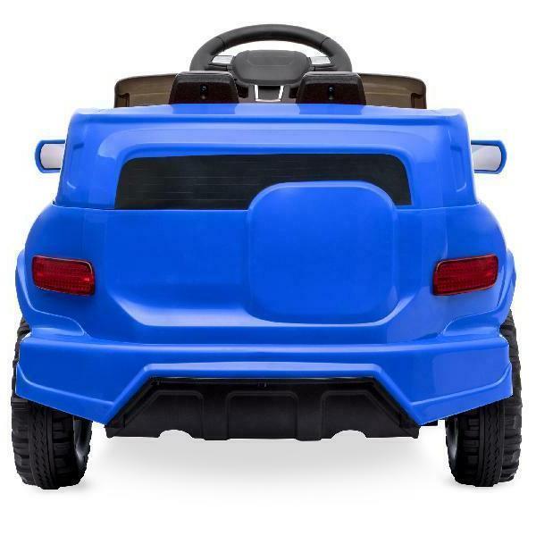 Best Kids Ride Truck Parent 3 Speeds,