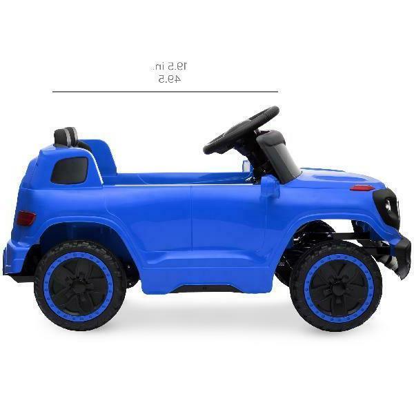 Best Kids Ride Car Truck 3