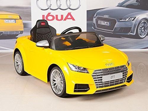 BIG TOYS Audi TTs On Powered Car + -