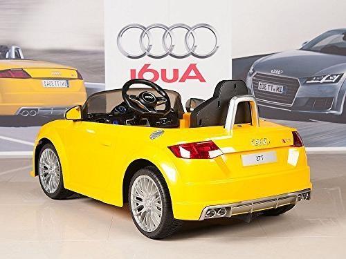 BIG TOYS TTs 12V Kids On Powered Car + RC -