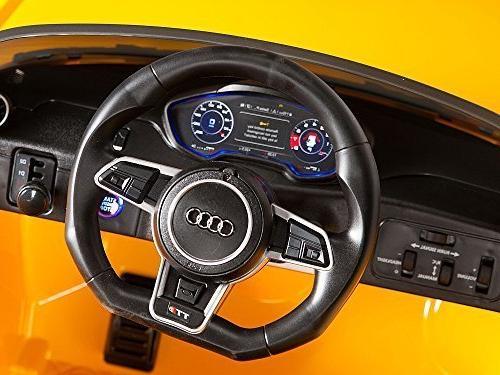 BIG DIRECT Audi TTs On Battery Powered Car -