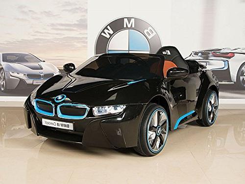 BIG DIRECT BMW i8 Kids Ride On Car Remote