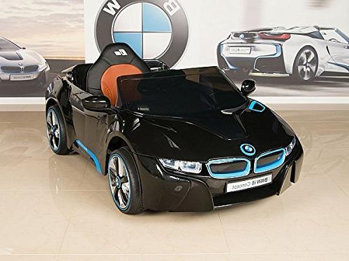 BIG DIRECT BMW i8 12V Kids On Battery Powered Car RC Remote