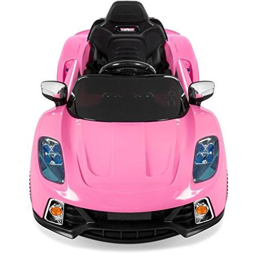 Best Kids Battery Car w/ LED -