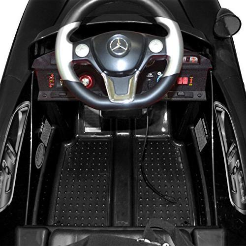 Giantex Black Benz 300sl AMG Toy Kids on