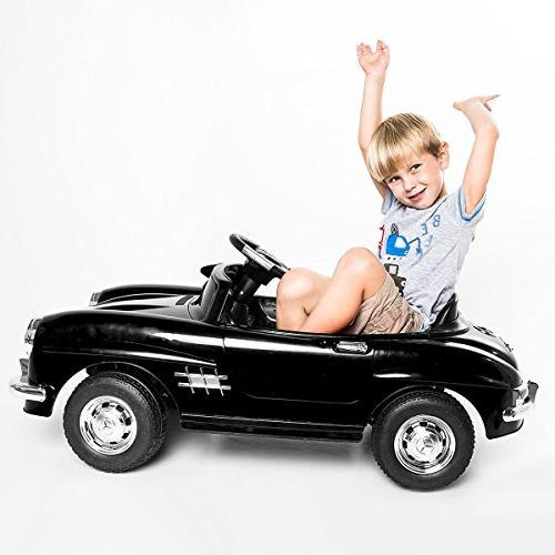 Giantex Mercedes 300sl Rc Toy on Car