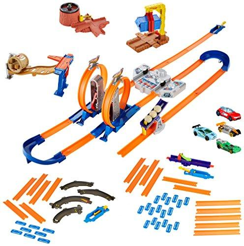 Hot Wheels Track System