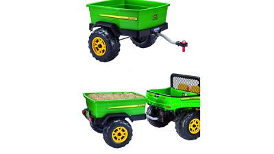 John Deere Adventure Trailer for Gator