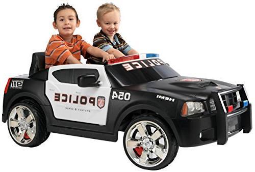 Kid Car 12V Ride-On Toy