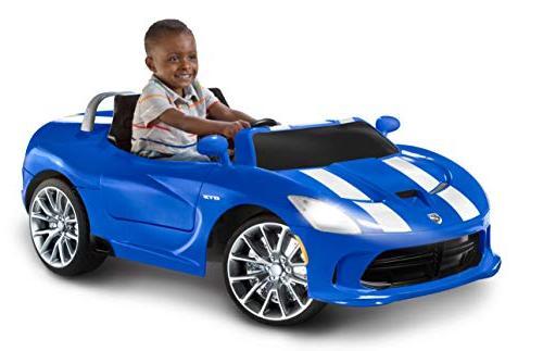 Kid Dodge Viper SRT 12V Toy
