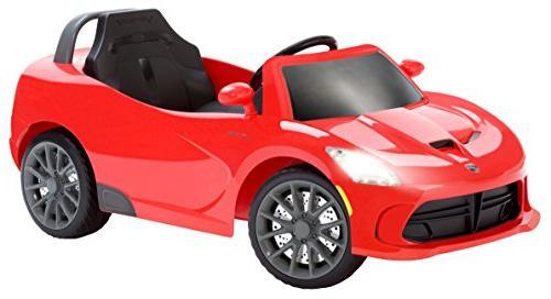 Kid Trax Dodge Viper SRT 6V Ride On