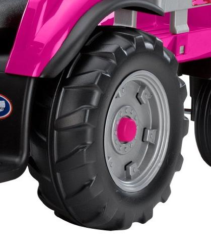 Peg Perego Magnum On with Trailer, Pink