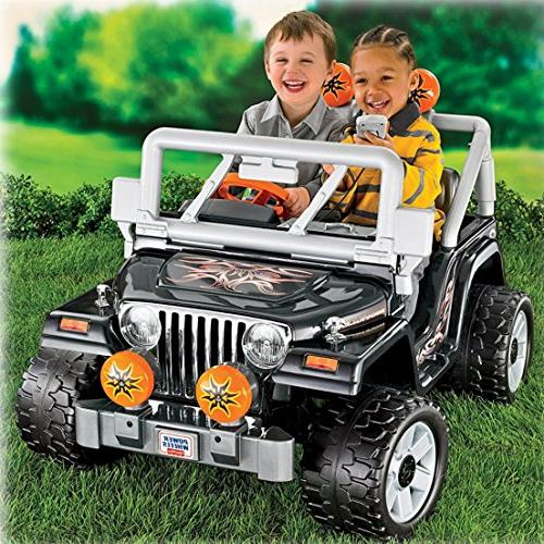 Power Wheels Fisher-Price Talking Wrangler