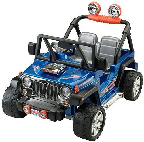 Power Wheels Jeep Wrangler,