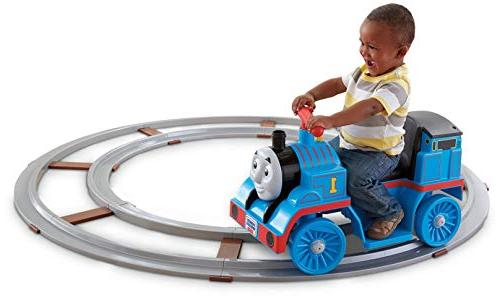 Power Thomas Friends, Thomas Track