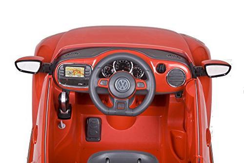 Rollplay 6 Volt Beetle Battery-Powered Kid's Car