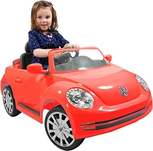 Rollplay Volt Beetle Battery-Powered Kid's Ride Car