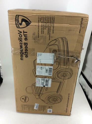 Rollplay 6 Volt VW Beetle Ride On Toy, Battery-Powered Kid's