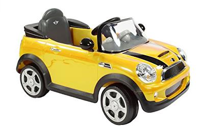 Rollplay 6V Mini Cooper Ride On Toy, Battery-Powered Kid's R