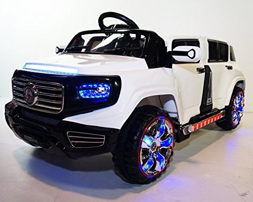 Stunning Heavy Truck Limousine Operated with Lights, and Remote
