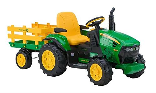 X 12 Battery Charger Peg Perego John Ground Force Tractor Deere Gator 12V Charger Works with Peg-Perego Ride Toys