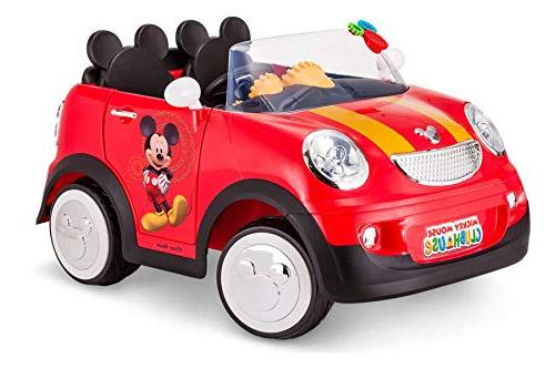 Kaylison Charger Dodge Mini Mickey Minnie 12V Charger Compatible Child On Grid