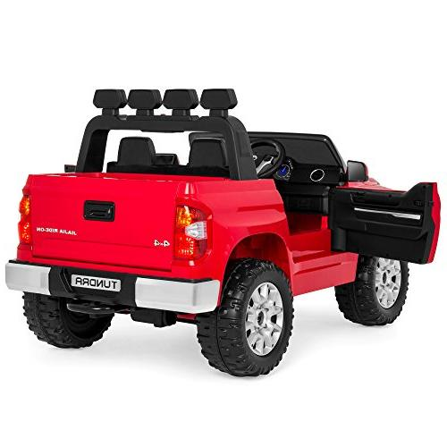 Best Kids Battery Control Toyota Tundra Ride On