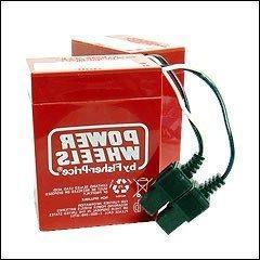 Power Wheels 6v Battery Set of 2