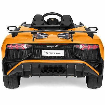 BCP Kids Lamborghini SV RC Horn, LED