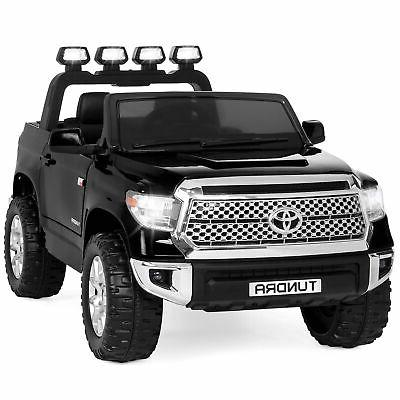 BCP Kids Toyota Tundra Ride-On w/ Remote LED Lights