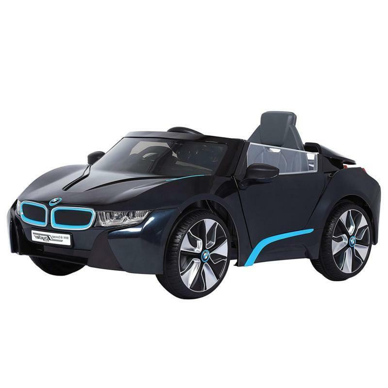 Black 6V on Cars Electric Power Ages 3 And