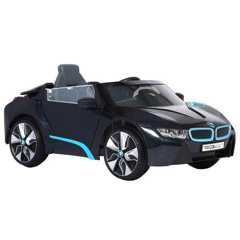 Black on Power Wheels Ages 3 And