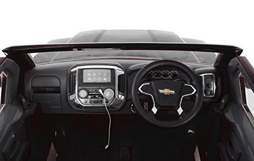 Silverado Toy, Ride On Car Small