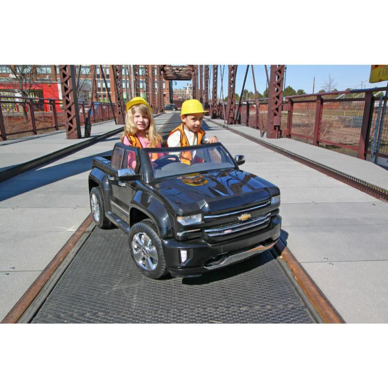 Rollplay Chevy Ride On Vehicle Car Kids Toy Gift Powered