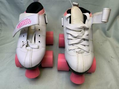 Chicago Skates Bullet White 3