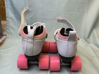Chicago Ladies Skates Bullet White Size