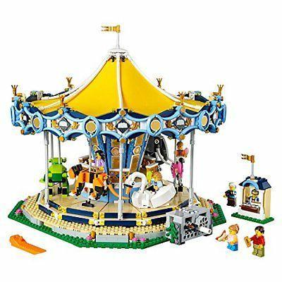 creator expert carousel 10257 building kit 2670
