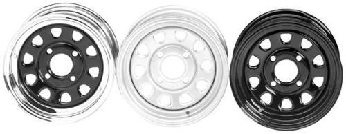 delta steel rear wheel 12x7 2 5