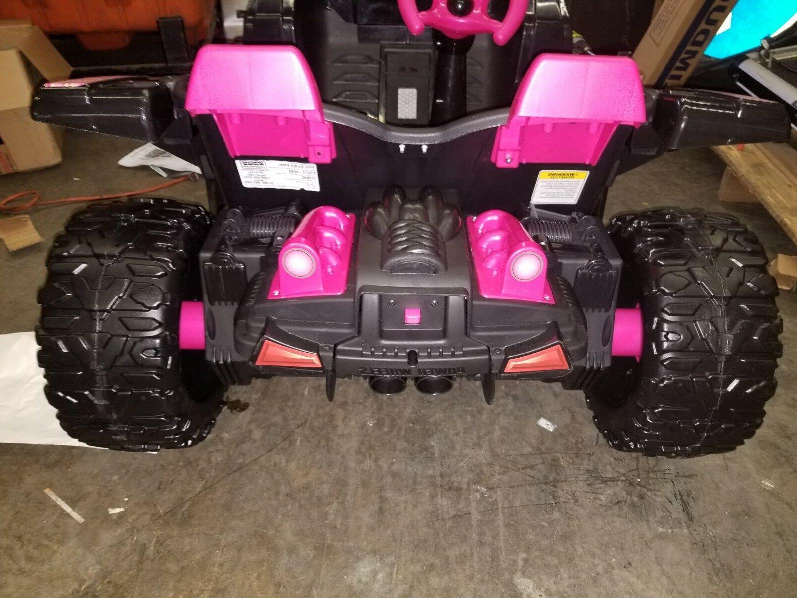 Power Desert Pink Electric Kids