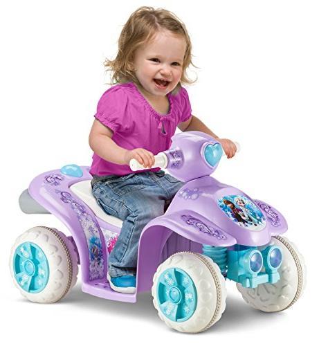 KidTrax Frozen Volt Ride On