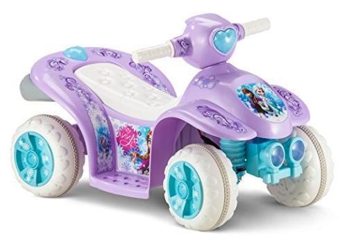 disney frozen powered quad ride