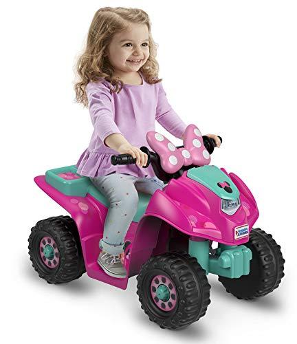 Power Wheels Featuring Minnie, Mouse