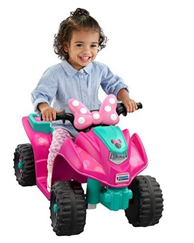 Power Wheels Lil' Featuring