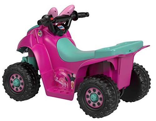 Power Wheels Lil' Featuring Disney Minnie,