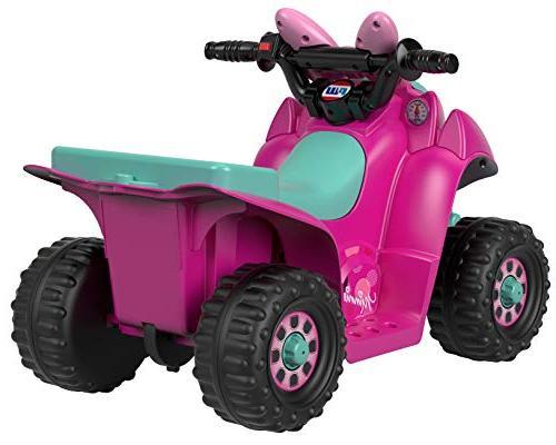 Power Wheels Featuring Minnie,
