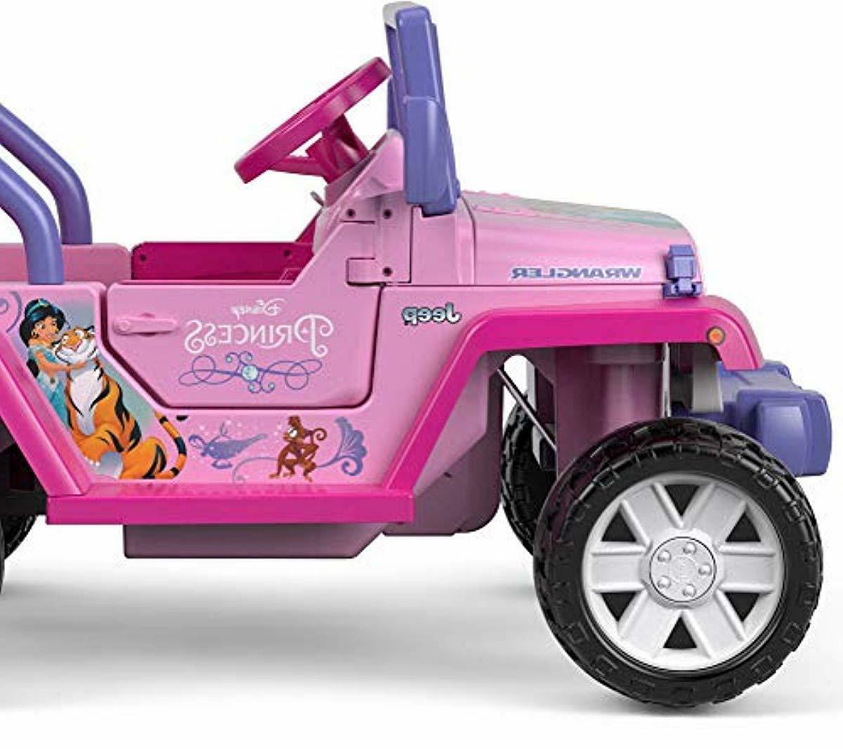 Power Kids Jeep
